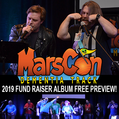 MarsCon 2019 Dementia Track Fund Raiser Free Preview promo image - 400