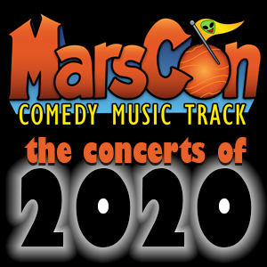 MarsCon Concert MP3 300 square icon for 2020 collection - full size